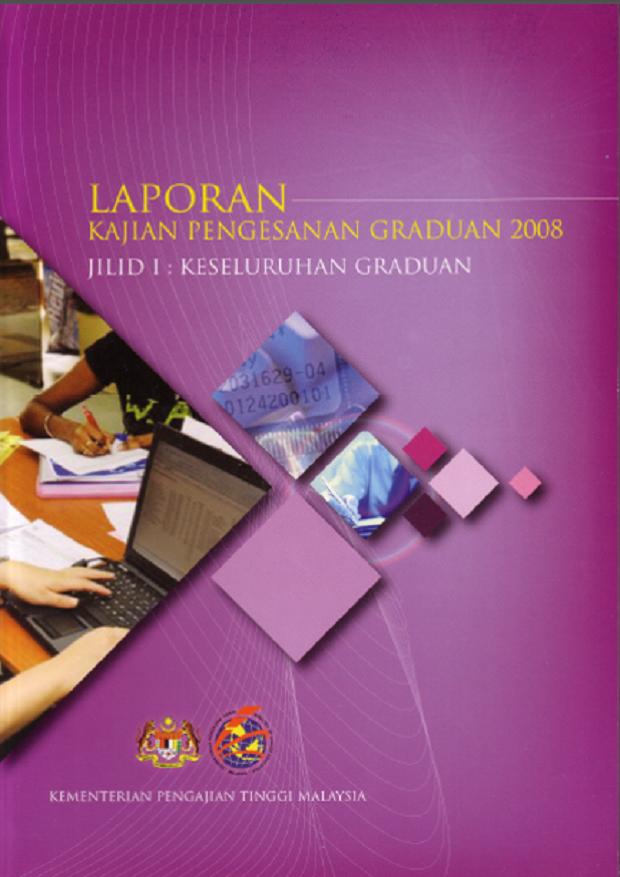 Laporan Kajian Pengesanan Graduan 2008