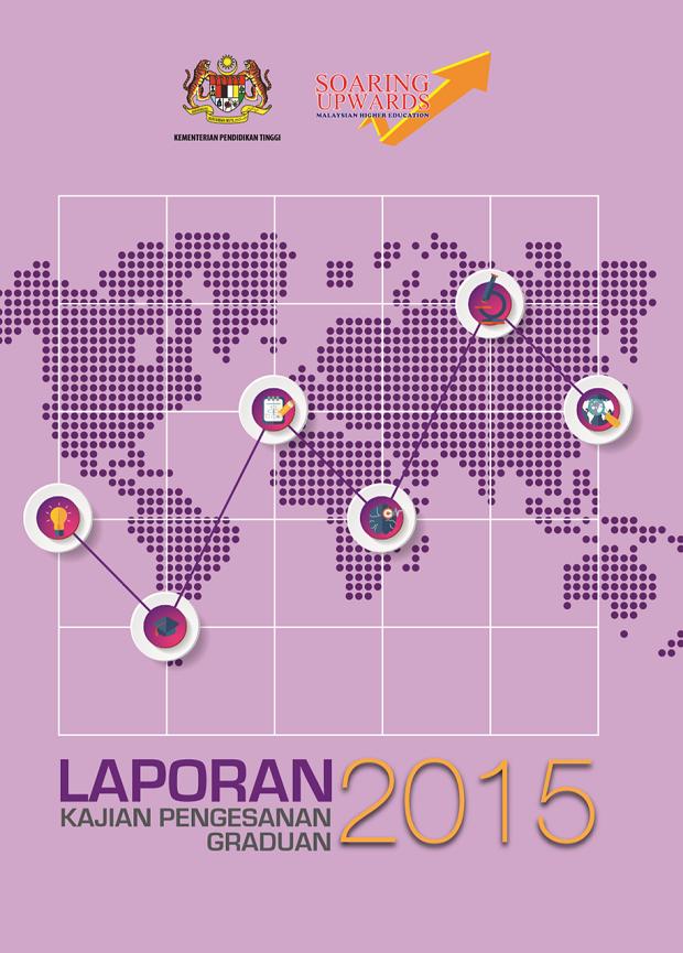 Laporan Kajian Pengesanan Graduan 2015