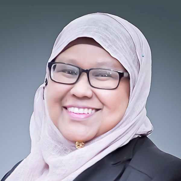 Prof. Dr. Roziah Mohd Janor (2005 - 2008)